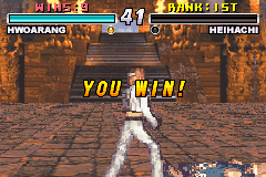 Tekken Advance - so easy - User Screenshot